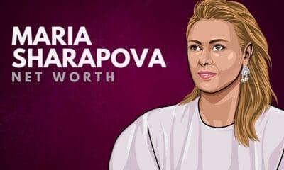 Maria Sharapova's Net Worth