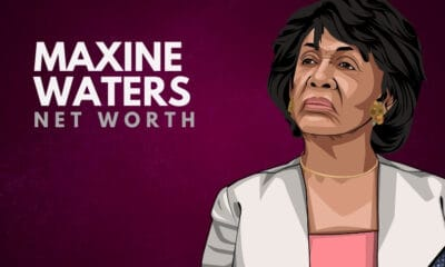 Maxine Waters' Net Worth