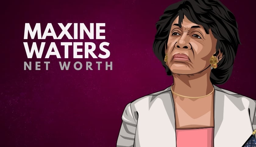 Maxine Waters Net Worth