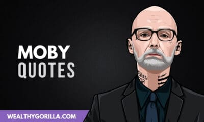 Moby Quotes