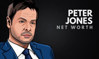 Peter Jones' Net Worth