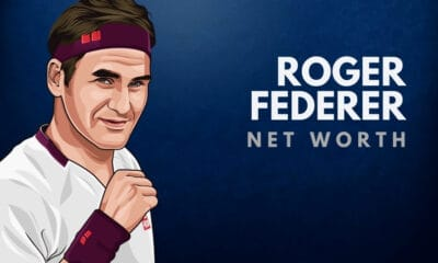 Roger Federer's Net Worth