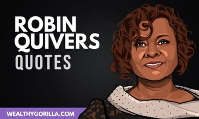 The Best Robin Quivers Quotes