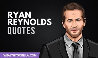 The Best Ryan Reynolds' Quotes