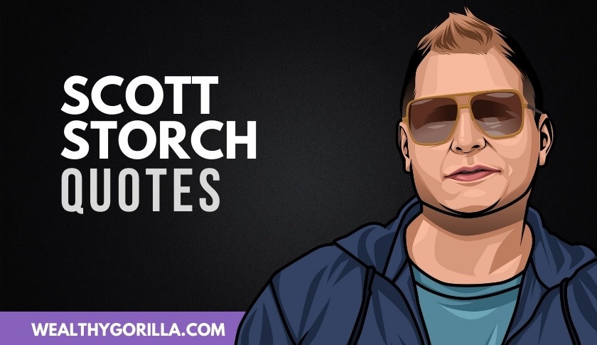 20 Greatest Scott Storch Quotes