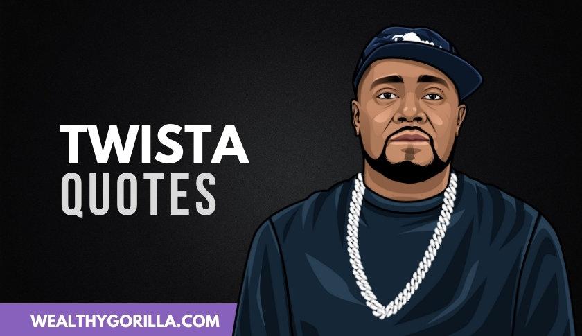 40 Iconic Twista Quotes