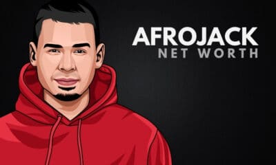 Afrojack's Net Worth