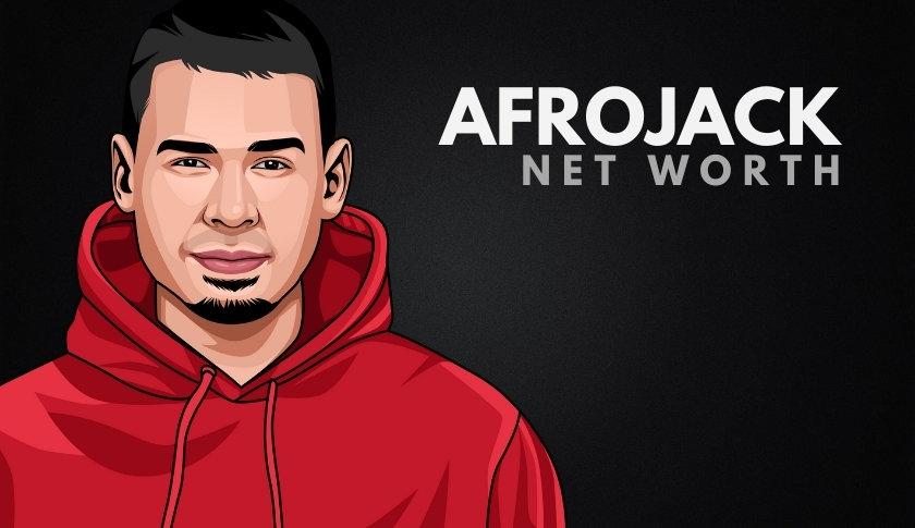 Afrojack Net Worth