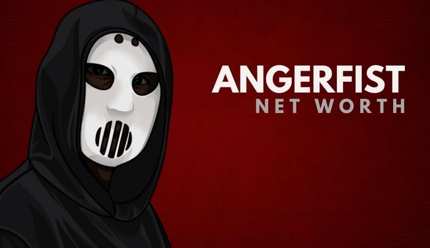 Angerfist Net Worth