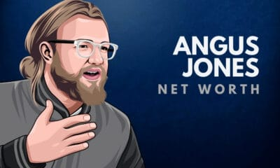 Angus Jones' Net Worth