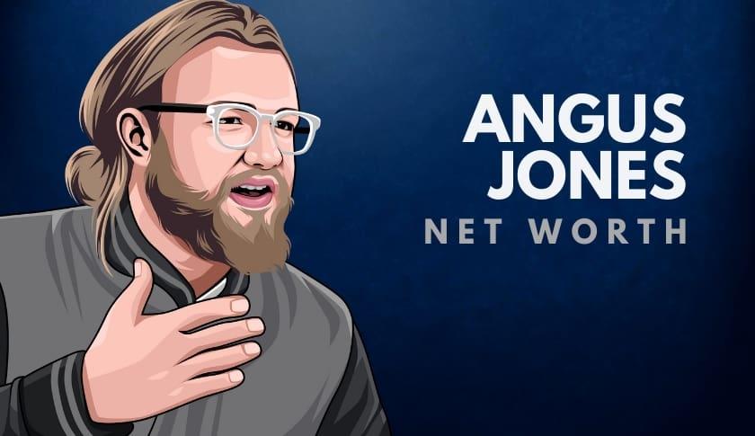 Angus Jones Net Worth