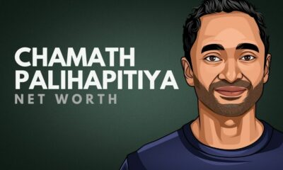 Chamath Palihapitiya's Net Worth