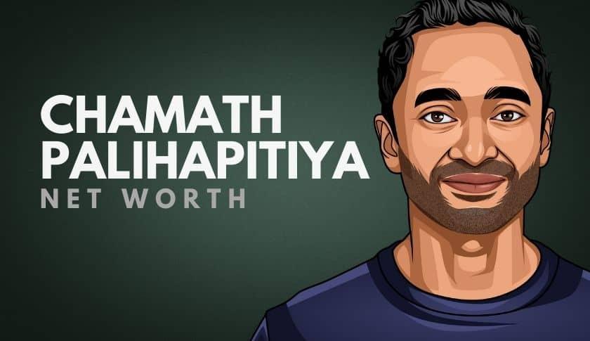 Chamath Palihapitiya Net Worth
