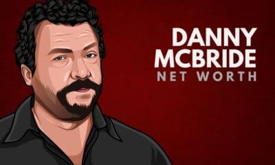 Danny McBride's Net Worth