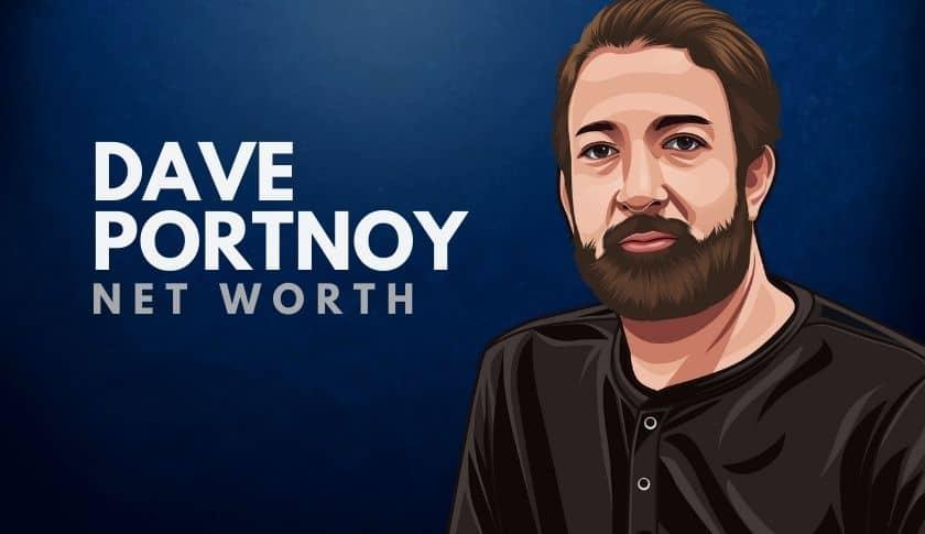 Dave Portnoy Net Worth
