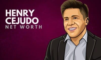 Henry Cejudo's Net Worth