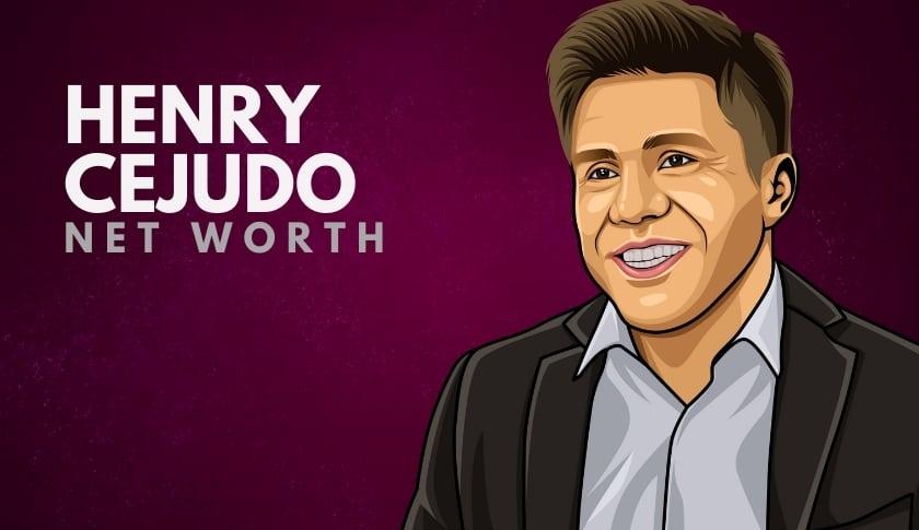 Henry Cejudo Net Worth