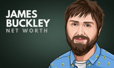 James Buckley's Net Worth