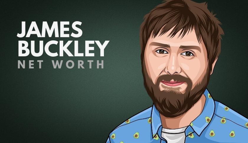 James Buckley Net Worth