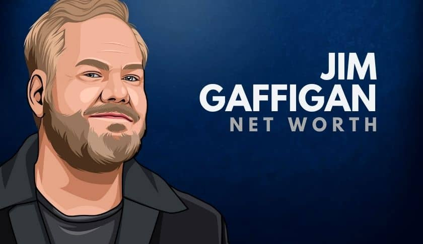Jim Gaffigan Net Worth