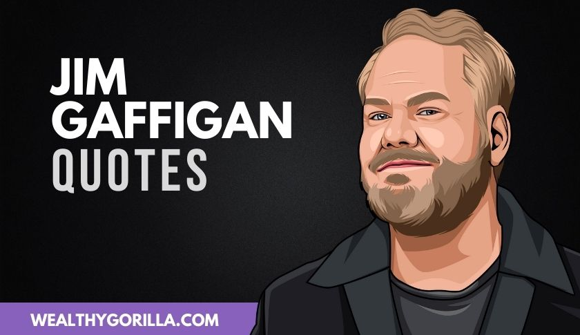 50 Hilarious & Light-Hearted Jim Gaffigan Quotes