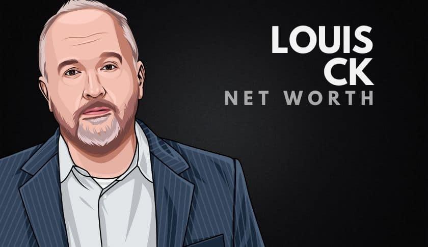Louis C.K.'s Net Worth
