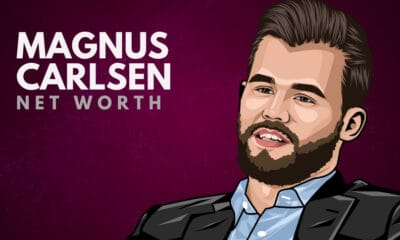 Magnus Carlsen's Net Worth