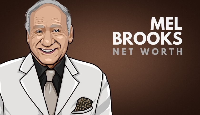 Mel Brooks' Net Worth