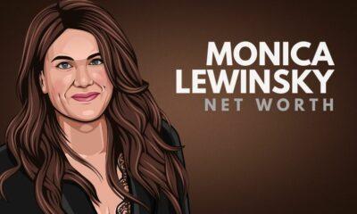 Monica Lewinsky's Net Worth