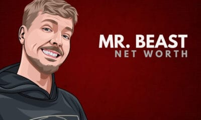 Mr Beast's Net Worth