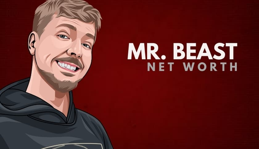 Jimmy Donaldson (Mr. Beast) Net Worth