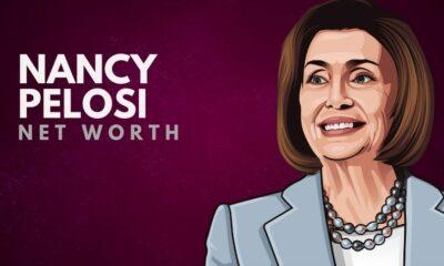 Nancy Pelosi's Net Worth