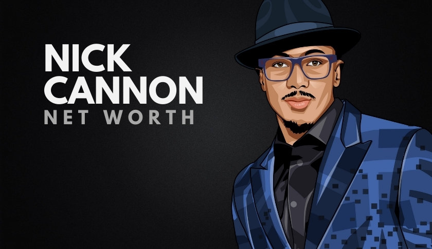 Nick Cannon S Net Worth Updated 2021 Wealthy Gorilla