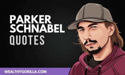 Parker Schnabel Quotes