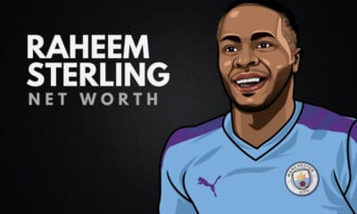 Raheem Sterling's Net Worth