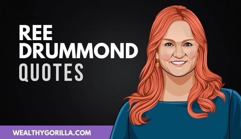 50 Truly Motivational Ree Drummond Quotes