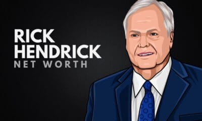 Rick Hendrick's Net Worth