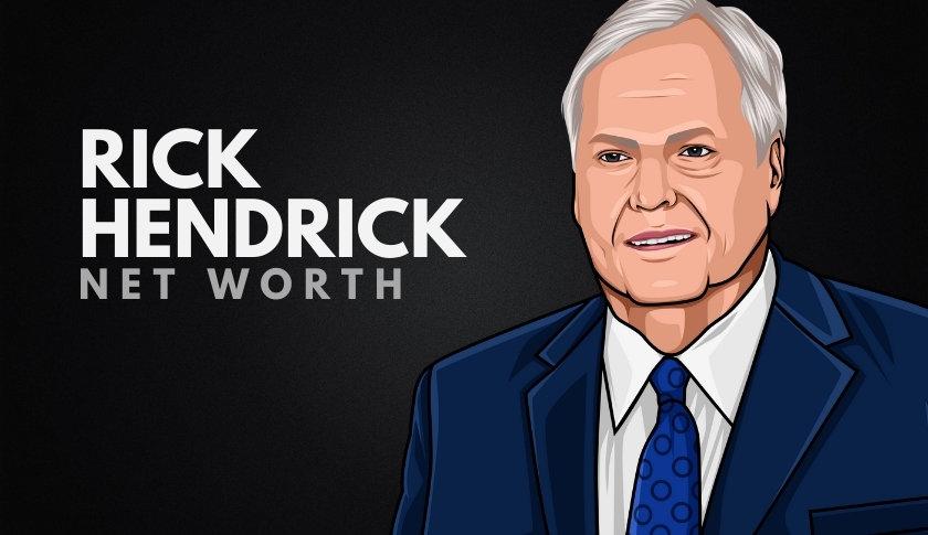 Rick Hendrick's Net Worth