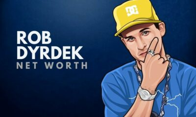 Rob Dyrdek's Net Worth
