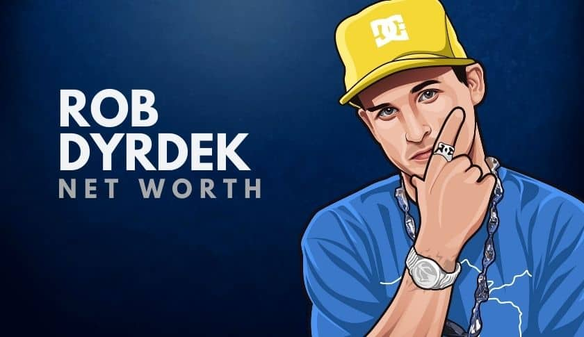 Rob Dyrdek Net Worth