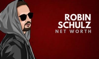 Robin Schulz's Net Worth