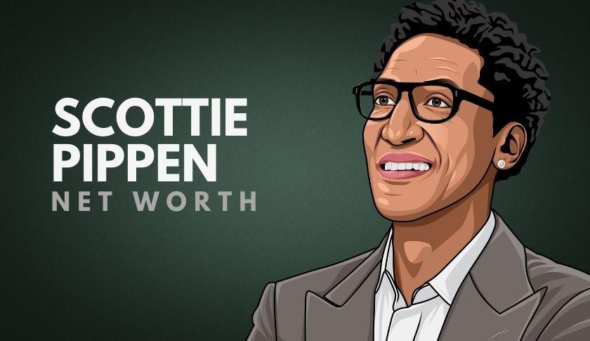 Scottie Pippen's Net Worth