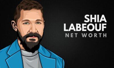 Shia LaBeouf's Net Worth