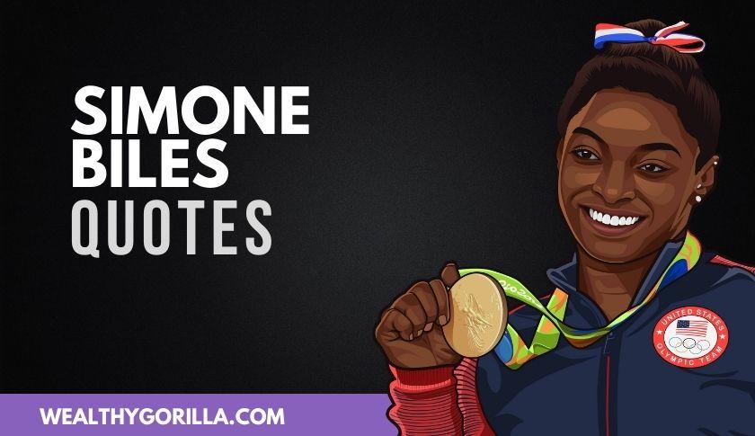 50 Athletic & Inspiring Simone Biles Quotes