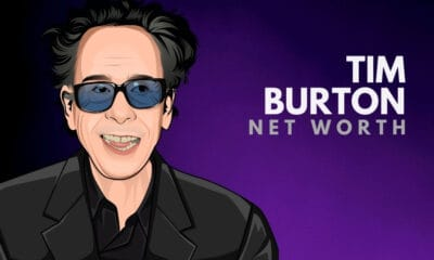 Tim Burton's Net Worth
