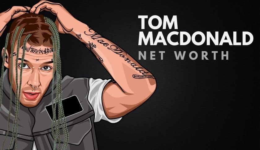 Tom Macdonald S Net Worth In 2020 Wealthy Gorilla He has over half a million youtube subscribers and over 100,000 instagram followers. tom macdonald s net worth in 2020