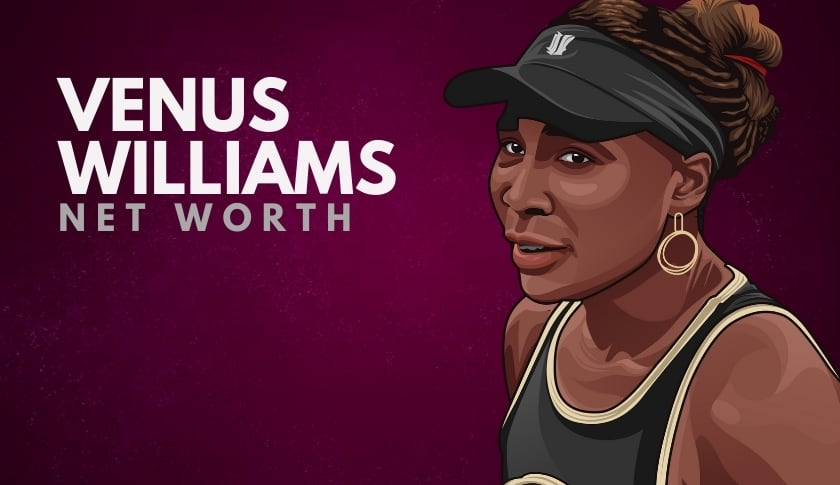 Venus Williams' Net Worth
