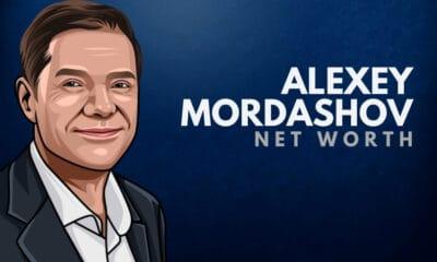 Alexey Mordashov's Net Worth