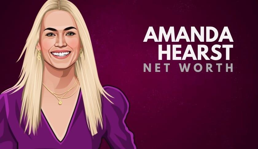 Amanda Hearst Net Worth