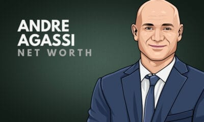 Andre Agassi's Net Worth